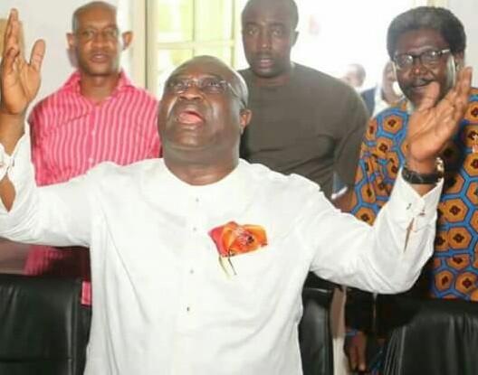 Image result for Ikpeazu thanks God for Supreme Court victory